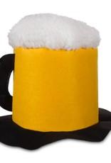 Windy City Novelties Baseball Bases Loaded Beer Hat