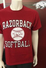 Champion Arkansas Razorback Softball SST