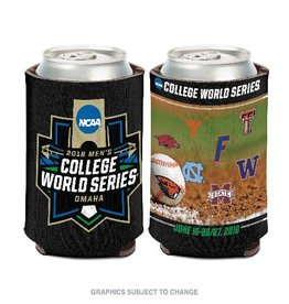Wincraft 2018 CWS Can Koozie