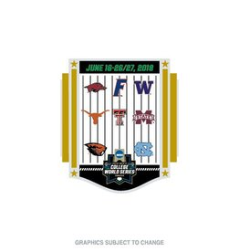 2018 CWS Collector Pin