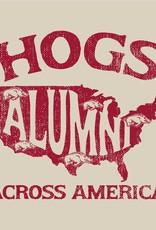 Champion Hogs Across America Alumni Tee