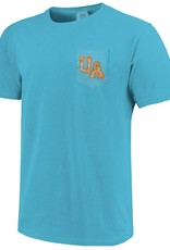 Comfort Colors Arkansas Short Sleeve Pocket Tee By Comfort Colors