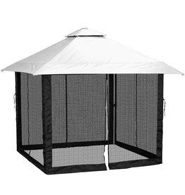 Arkansas Razorback Mesh 4pc Canopy Side Panel