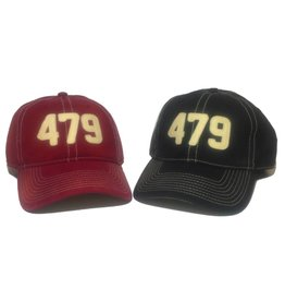 The Game Razorback 479 Area Code Hat By The Game