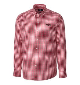 Cutter & Buck League Gingham By Cutter & Buck