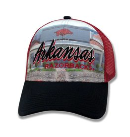 The Game Razorback Stadium Hat