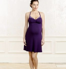 Cache Coeur Serenity nightdress in Royal Purple