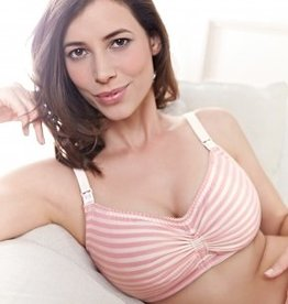 Blossom Candy Stripe bra F cup to K cup