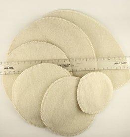 Lanacare Merino Wool Nursing Pads - Extra thickness