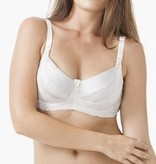 Amoralia Amoralia Allure Pearl removable Flexi-wire nursing bra B cup to C cup