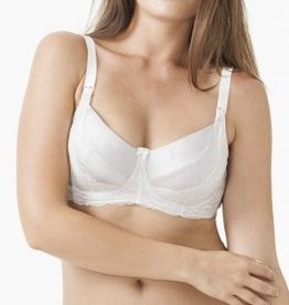 Amoralia Allure Pearl removable wire bra B cup to C cup