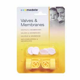 Medela Medela Valves and Membranes