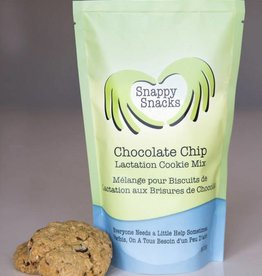 Snappy Snacks Lactation Cookie Mix - Chocolate Chip