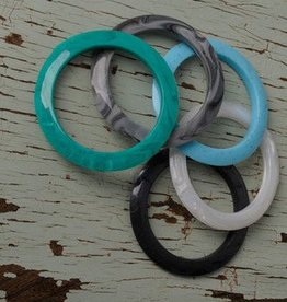 Round Teething Bangle