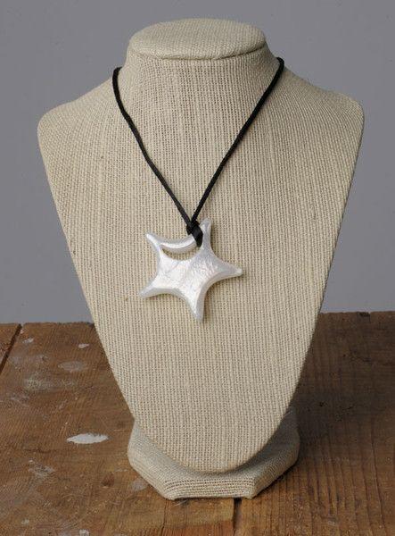 Teethease Star Pendant Nursing Necklace