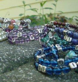 Organic Mama Beaded Nursing Bracelets
