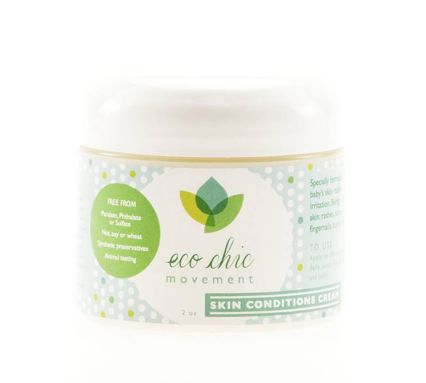 EcoChic Movement Eco Chic Movement Baby Skin Conditions Cream