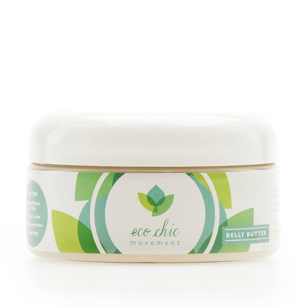 EcoChic Movement Eco Chic Movement Natural Belly Butter