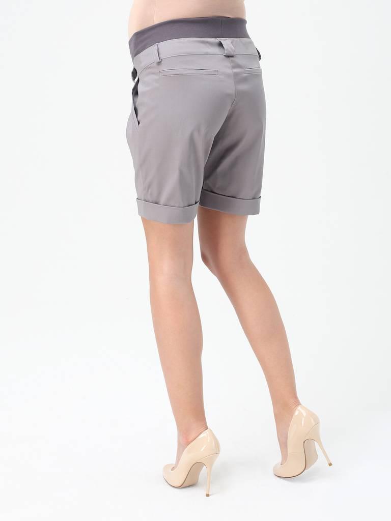 9fashion 9fashion Erozmo maternity shorts Grey