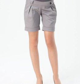 9fashion Erozmo maternity shorts Grey