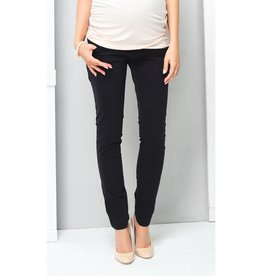 9fashion Black skinny maternity jeans
