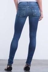 Citizens of Humanity Citizens of Humanity Racer Distressed Weekend underbelly skinny jean