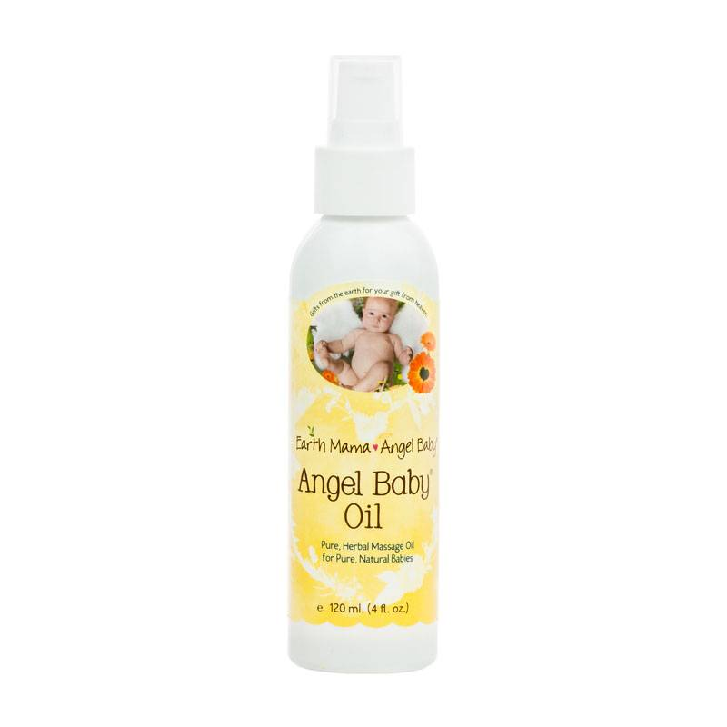 Earth Mama Angel Baby Earth Mama Angel Baby - Angel Baby Oil