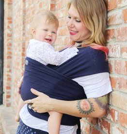 Moby Moby Wrap Classic - Navy