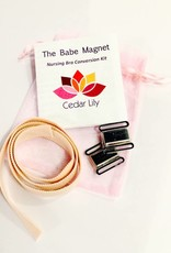 Cedar Lily Babe Magnet Nursing Bra Conversion Kit