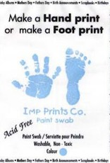 Imp Prints Baby Hand & Foot Ink Swabs