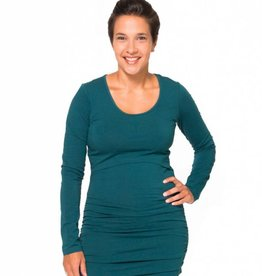 Momzelle Momzelle Molly nursing tunic teal