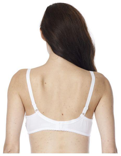 Noppies Cotton White underwire t-shirt bra