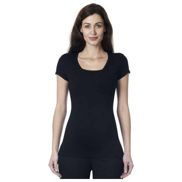 Noppies Noppies Lely Black nursing t-shirt