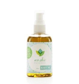 EcoChic Movement Baby Massage Oil