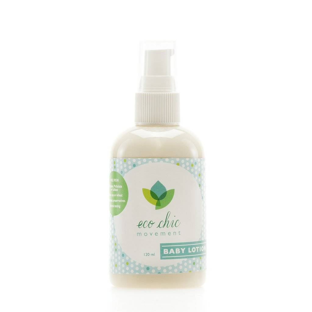 EcoChic Movement Eco Chic Movement Baby Lotion