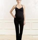 Cache Coeur Cache Coeur Serenity pyjamas in Black