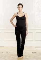 Cache Coeur Serenity pyjamas in Black