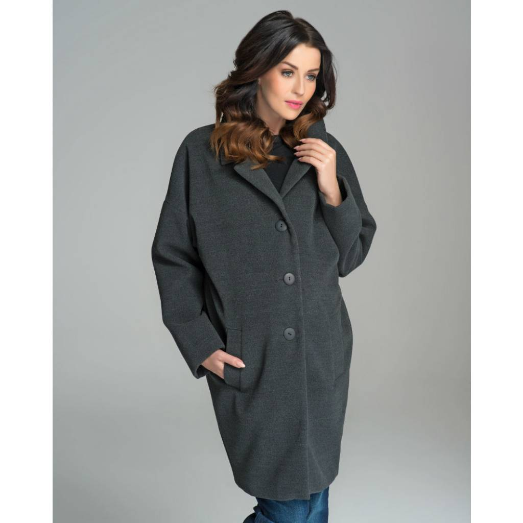 Olfi maternity coat
