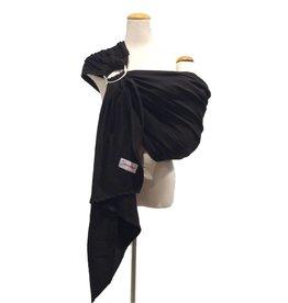 Maman Kangourou Inc Woven Ring Sling - Black