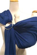 Maman Kangourou Water Ring Sling - Lapis Lazuli