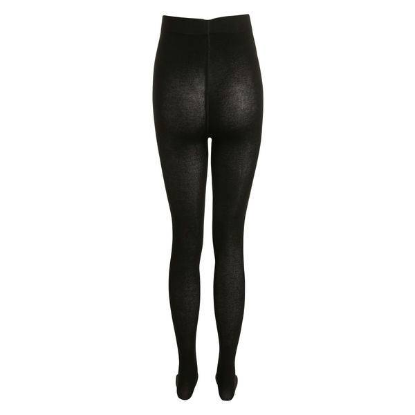 Noppies Black cotton maternity tights