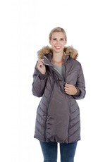 3 in 1 Maternity & Babywearing Winter Puffer Coat