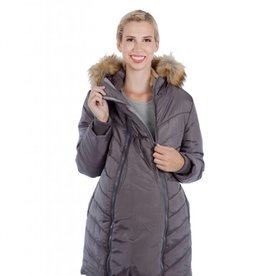 Modern Eternity 3 in 1 Winter Puffer Coat