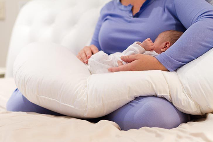 Ultimate Mum Pure Zen maternity body pillow