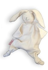 Papoum organic rabbit lovey