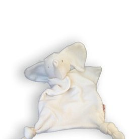 Papoum-Papoum Papoum organic elephant lovey toy