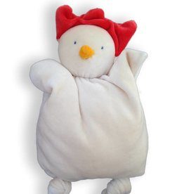 Papoum-Papoum Papoum chicken soft baby toy