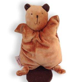 Papoum-Papoum Papoum Beaver soft toy