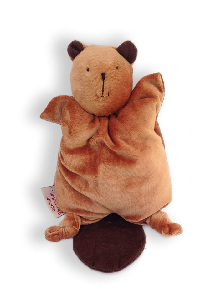 Papoum Beaver soft toy