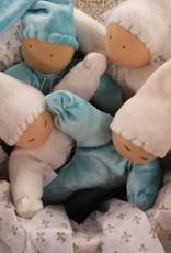 Papoum elf aqua (with choice of skin tone)